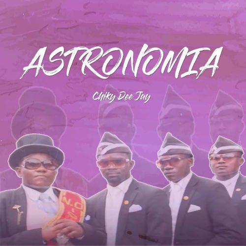 دانلود آهنگ Chiky Dee Jay - Astronomia