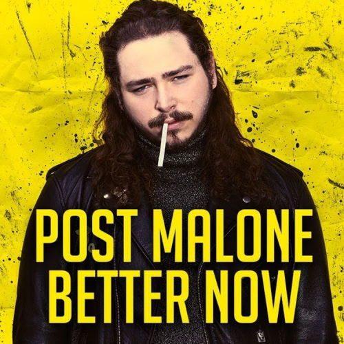 دانلود آهنگ Post Malone - Better Now