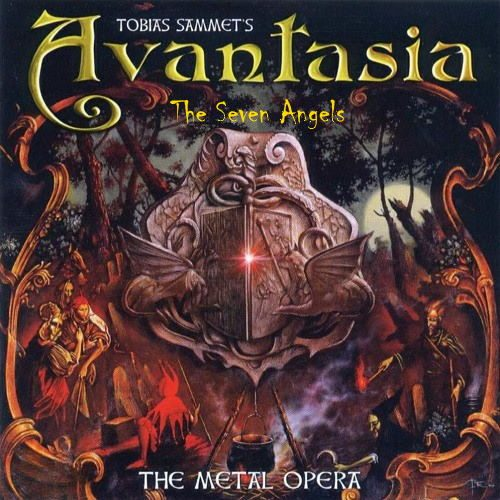 دانلود آهنگ Avantasia - The Seven Angels