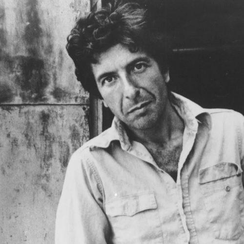 دانلود فول آلبوم Leonard Cohen